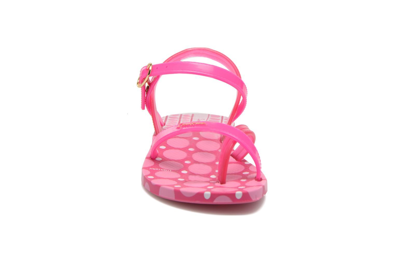 Sandals Ipanema Fashion Sandal III Kids Pink model view
