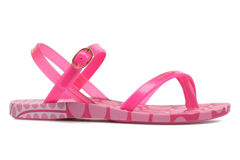 Sandals Ipanema Fashion Sandal III Kids Pink back view