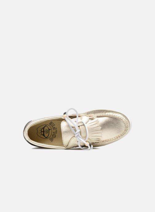 or Dolfie À Chez Bronze Chaussures Lacets Et Landom OFHxF85wq