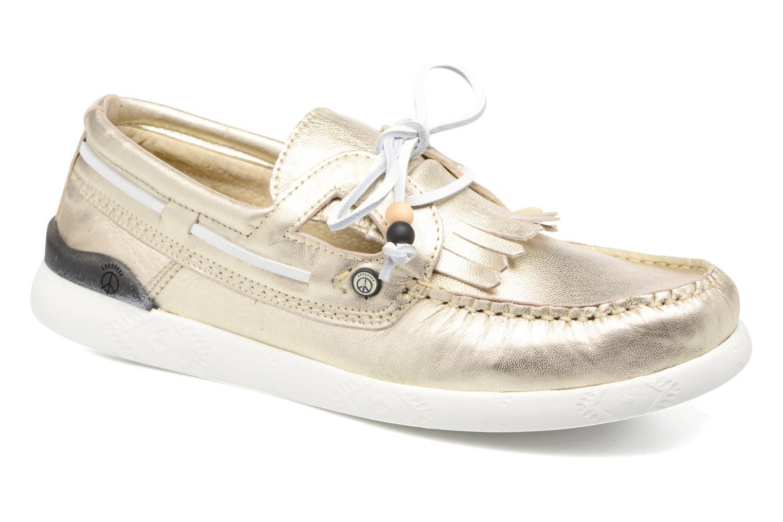 Nuevo con zapatos Dolfie Landom (Oro y bronce) - Zapatos con Nuevo cordones en Más cómodo dcd67b