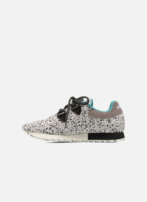 Sneakers Dolfie Axel Bianco immagine frontale