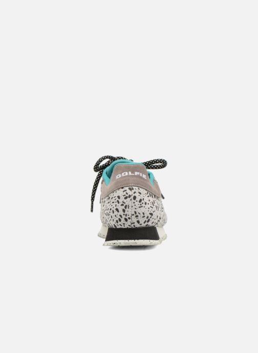 Sneakers Dolfie Axel Bianco immagine destra