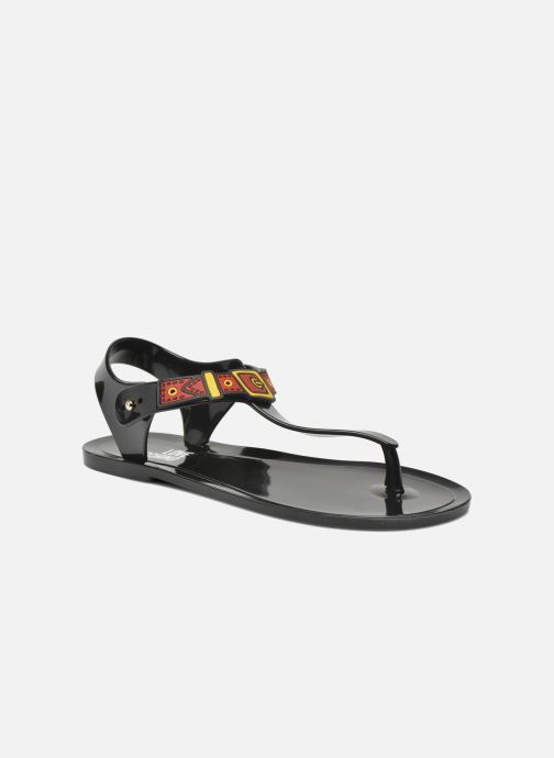 Sandalen Love Moschino Bouclette schwarz detaillierte ansicht/modell