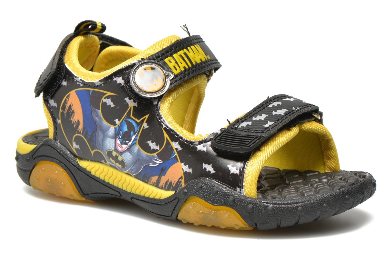 Sandales et nu-pieds Batman Bat Vrongis Noir vue détail/paire