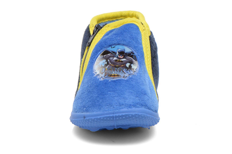 Slippers Batman Bat Agenais Blue model view