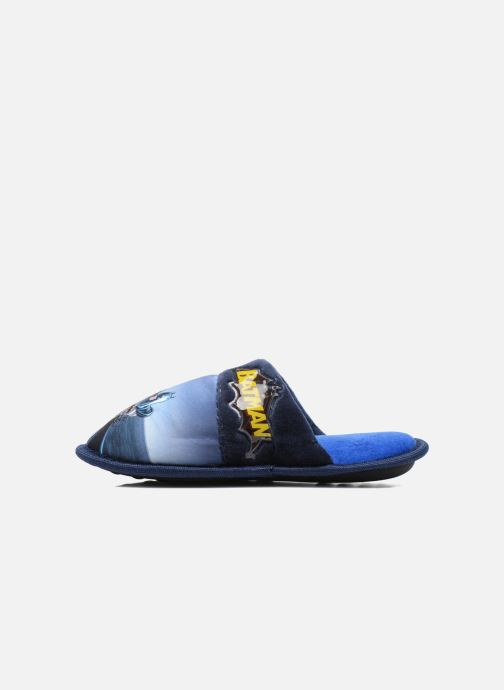Slippers Batman Bat Bamiyan Blue front view