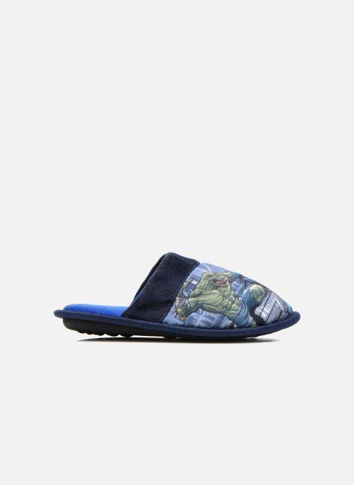 Pantofole Batman Bat Bamiyan Azzurro immagine posteriore