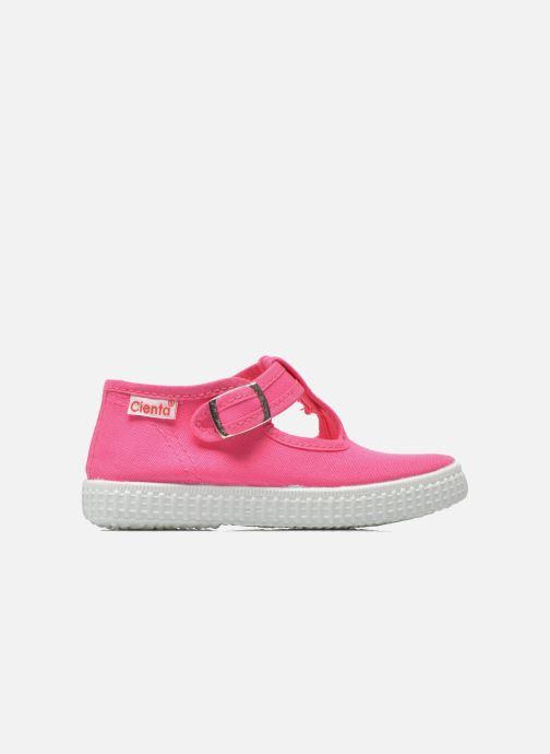 Sneaker Cienta Foliv rosa ansicht von hinten