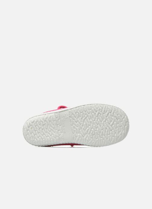 Sneakers Cienta Foliv Roze boven