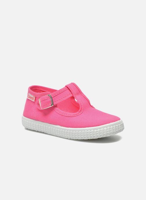 Sneakers Cienta Foliv Roze detail
