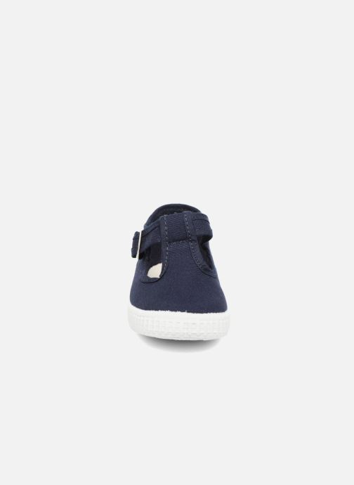 Sneakers Cienta Foliv Blauw model