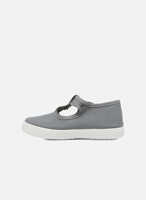 Trainers Cienta Foliv Grey front view