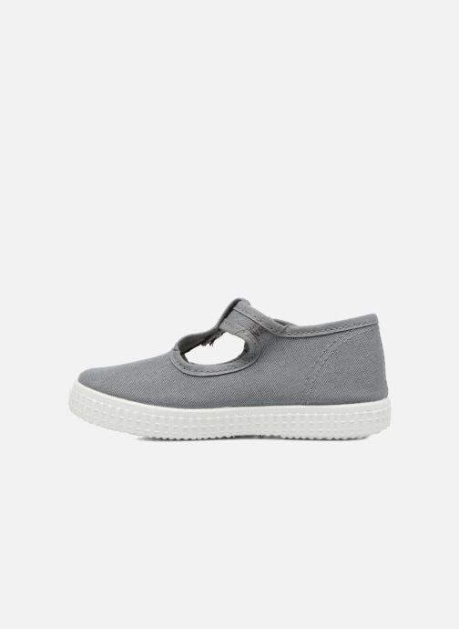 Sneakers Cienta Foliv Grijs voorkant