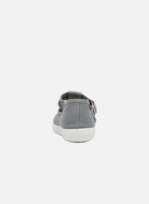 Trainers Cienta Foliv Grey view from the right