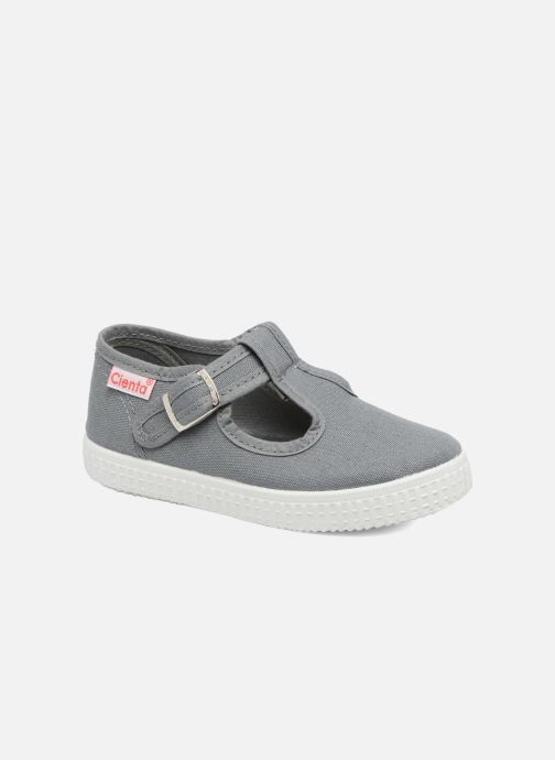 Trainers Cienta Foliv Grey detailed view/ Pair view