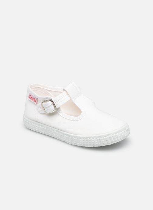 Sneakers Cienta Foliv Wit detail