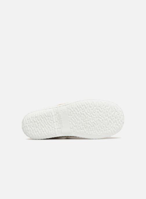 Sneakers Cienta Foliv Beige boven
