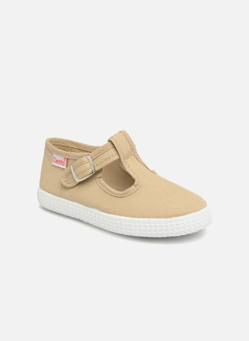 Sneakers Cienta Foliv Beige detail