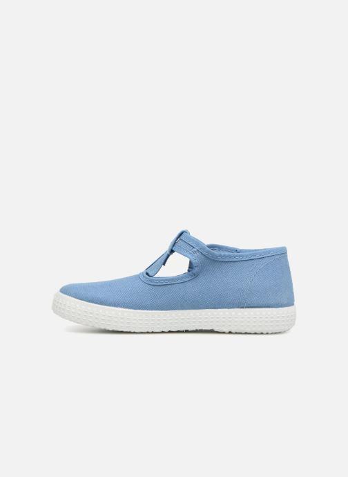 Sneakers Cienta Foliv Blauw voorkant