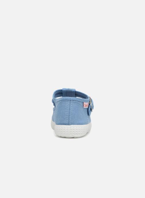Sneakers Cienta Foliv Blauw rechts
