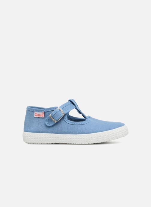 Sneakers Cienta Foliv Blauw achterkant
