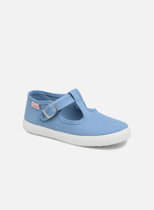 Sneaker Cienta Foliv blau detaillierte ansicht/modell