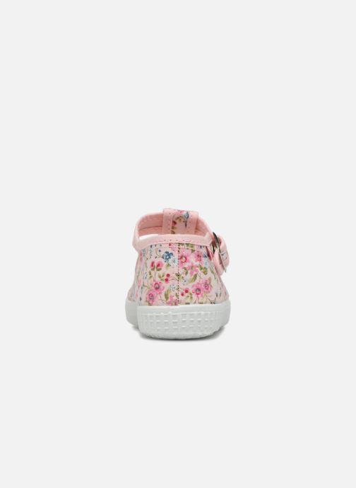 Sneakers Cienta Foliv Roze rechts