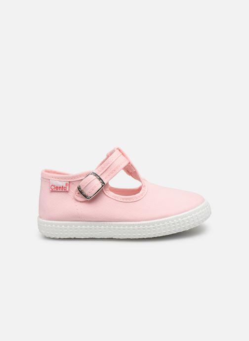 Sneakers Cienta Foliv Roze achterkant