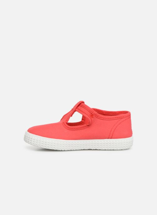 Trainers Cienta Foliv Red front view