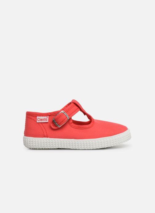 Sneaker Cienta Foliv rot ansicht von hinten