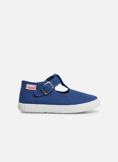 Sneaker Cienta Foliv blau ansicht von hinten