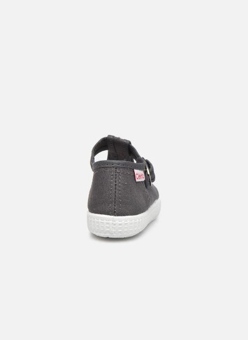 Sneakers Cienta Foliv Grijs rechts