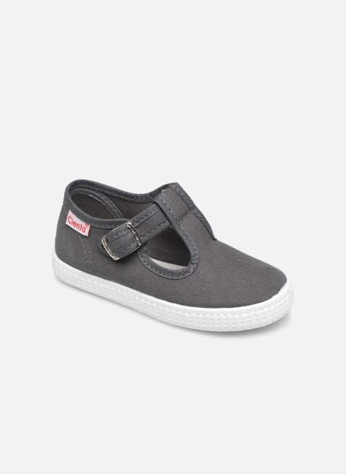 Sneakers Cienta Foliv Grijs detail