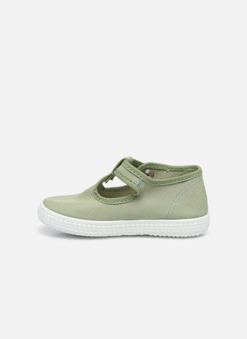 Sneakers Cienta Foliv Groen voorkant