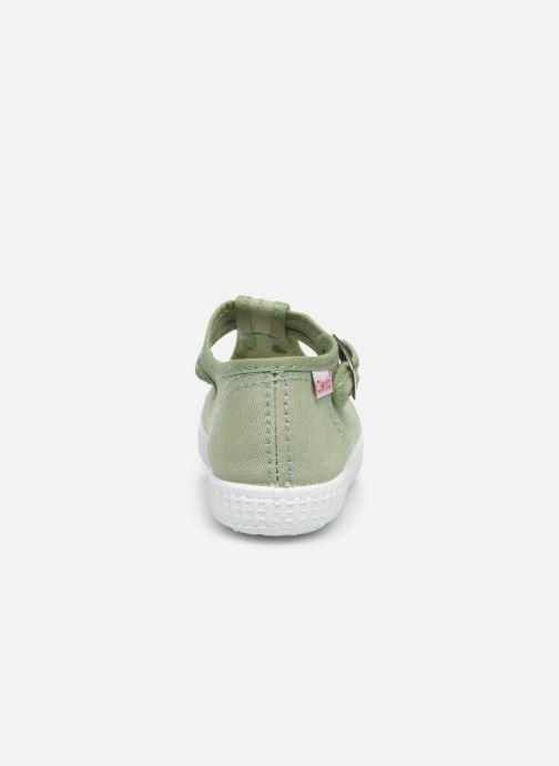 Sneakers Cienta Foliv Groen rechts