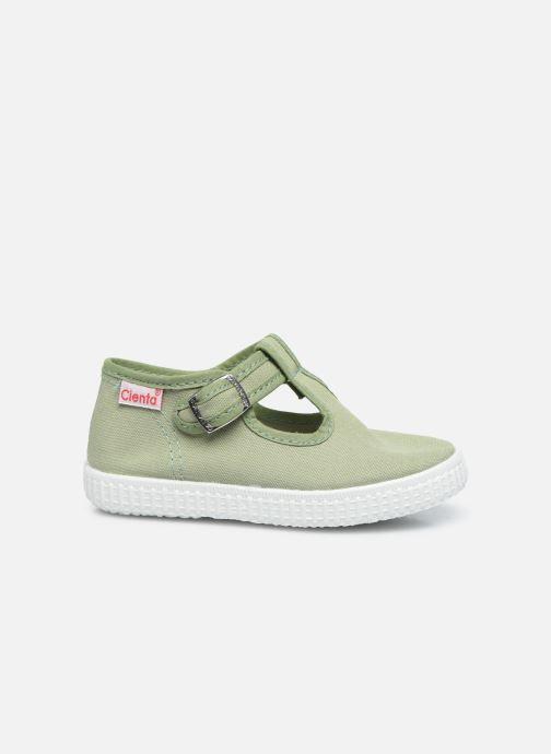 Sneakers Cienta Foliv Groen achterkant