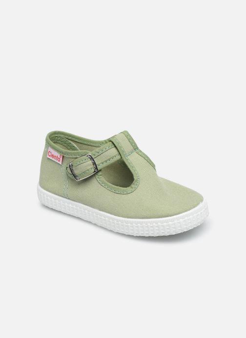Sneakers Cienta Foliv Groen detail