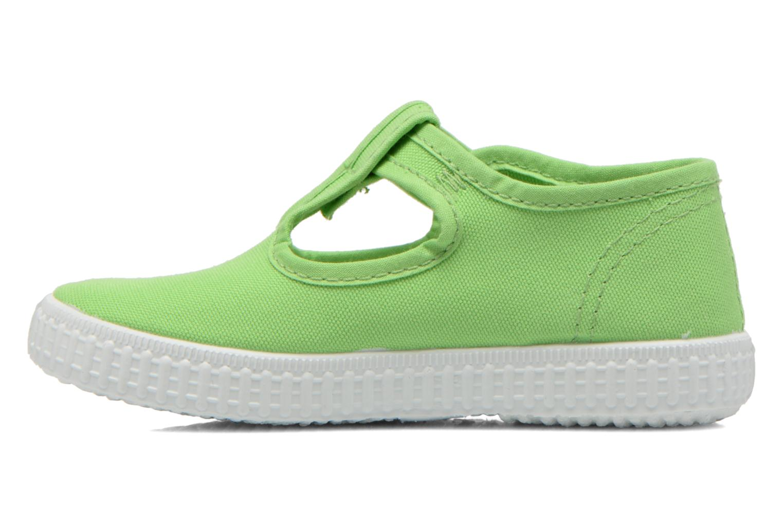 Sneakers Cienta Foliv Verde immagine frontale