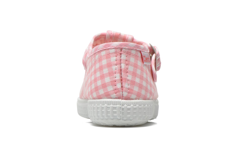 Sneakers Cienta Foliv Rosa immagine destra