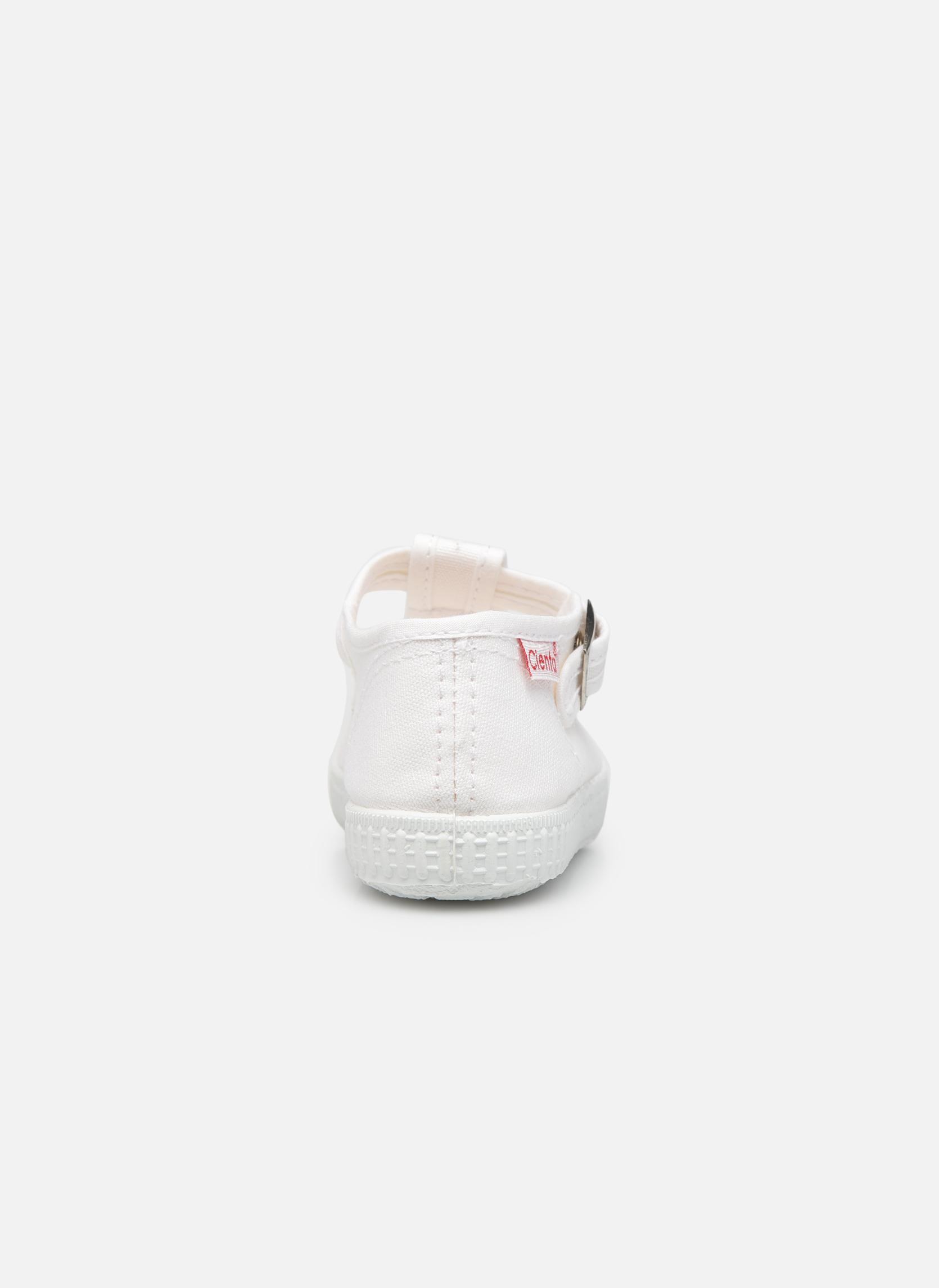 Sneakers Cienta Foliv Wit rechts