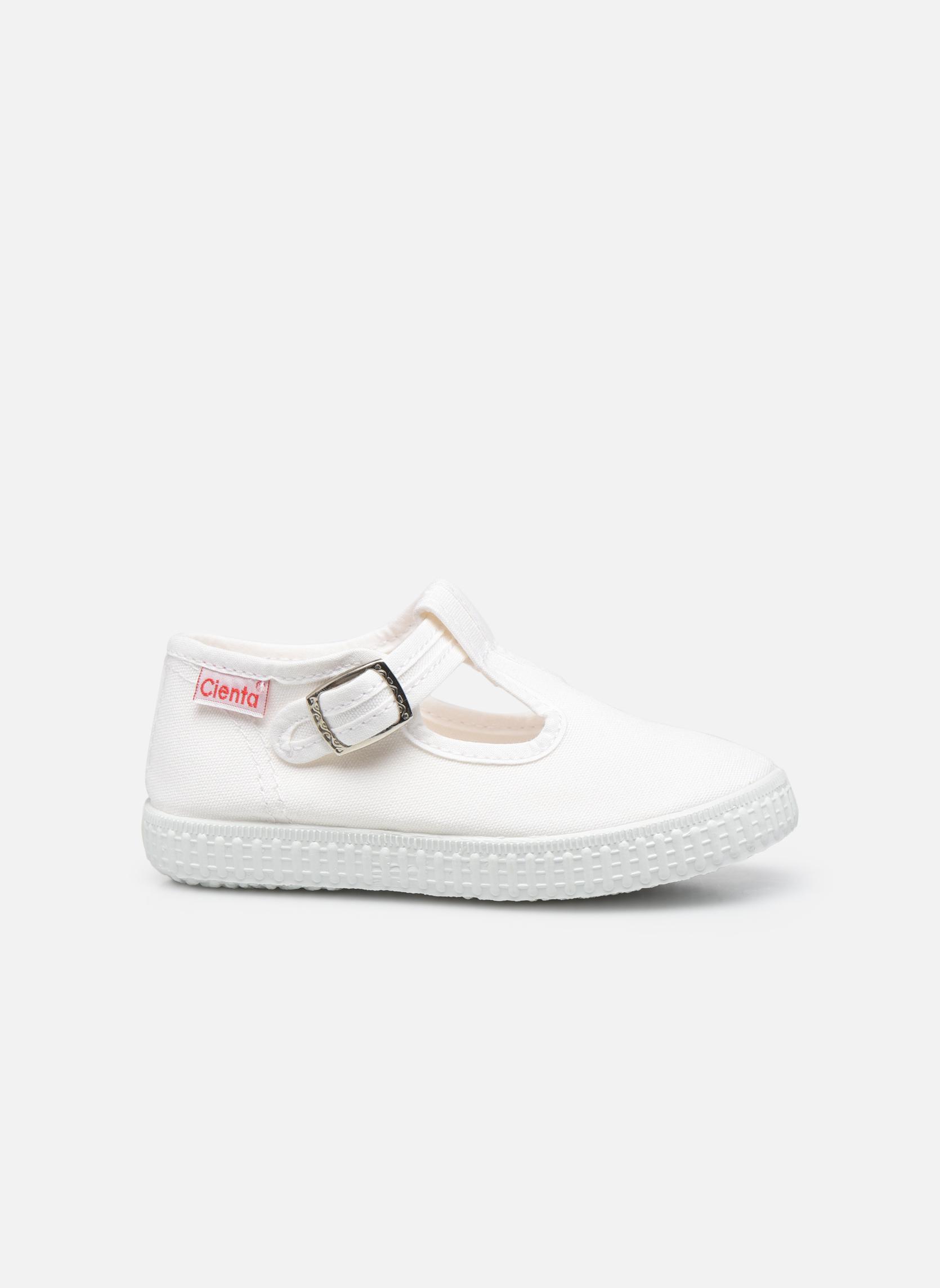 Sneakers Cienta Foliv Wit achterkant