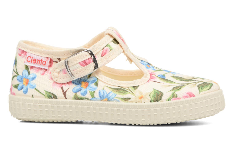 Sneakers Cienta Foliv Bianco immagine posteriore