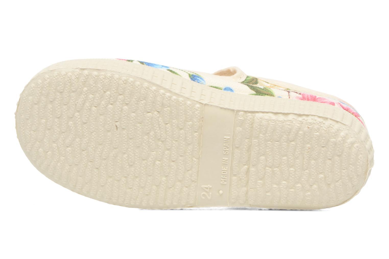Sneakers Cienta Foliv Bianco immagine dall'alto