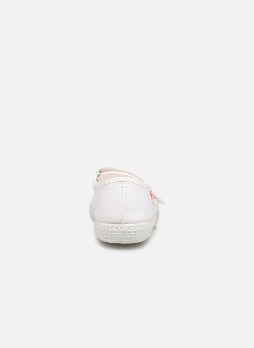 Ballerine Cienta Darwina Bianco immagine destra