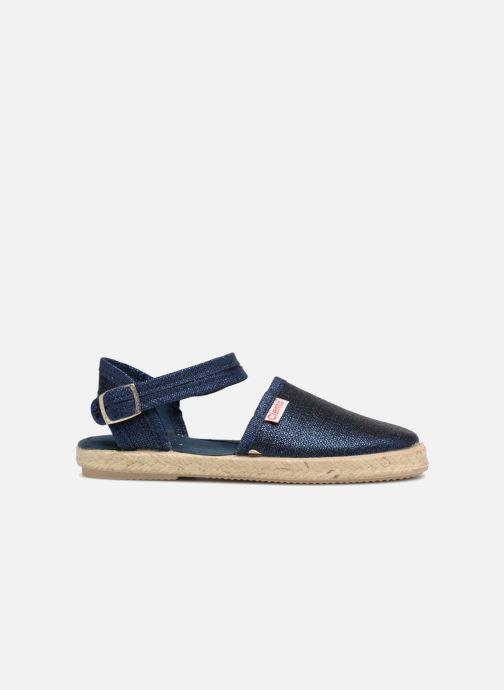 Sandales et nu-pieds Cienta Margot Bleu vue derrière