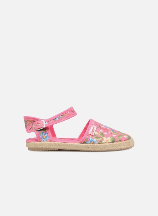 Sandals Cienta Margot Pink back view
