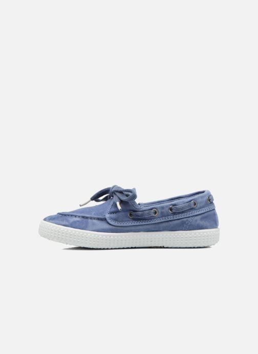 Chaussures à lacets Cienta Martino Bleu vue face