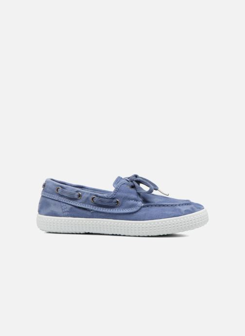 Chaussures à lacets Cienta Martino Bleu vue derrière