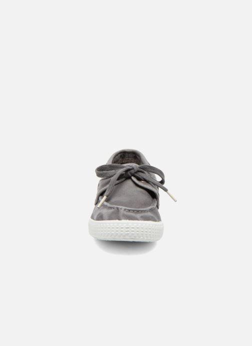 Chaussures à lacets Cienta Martino Gris vue portées chaussures