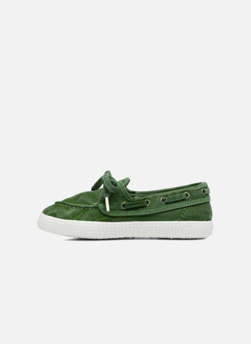 Chaussures à lacets Cienta Martino Vert vue face